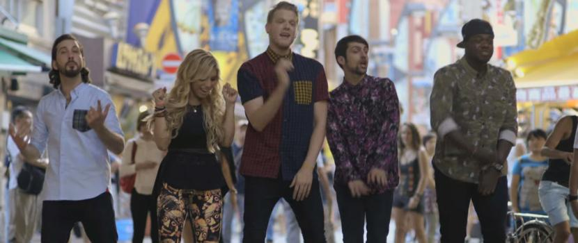 Pentatonix_Rather_Be