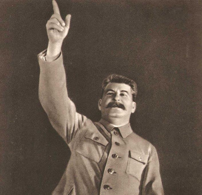 """Stalin has been Healed to Death."" 1"