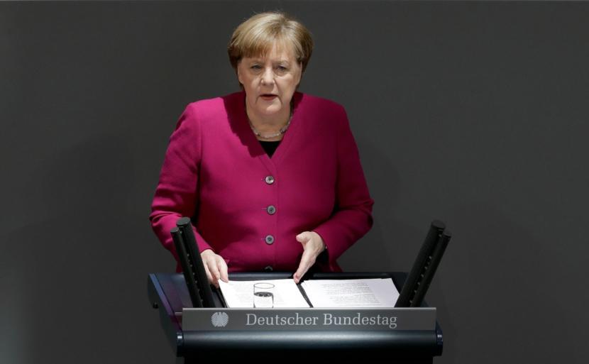 """Merkel: """"Islam is part of Germany"""""""