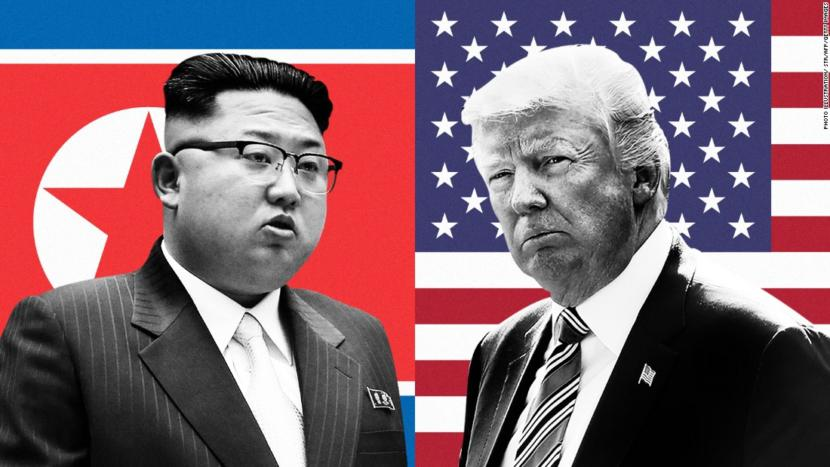 North Korean leader, Kim Jong-un and Donald Trump are going to Meet