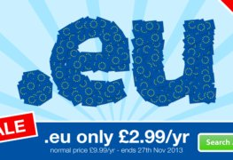 The European Union to Cancel 300,000 .EU domains registered by Brits