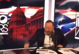 Hilarious Alex Jones Rant