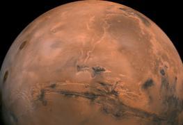 Liquid Water found on Mars 1
