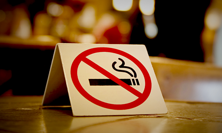 In the liberal Netherlands, smoking has been banned in public places.. here's why..