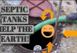 How Septic Systems SAVE The Environment