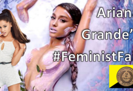 Recently Read ariana grandes feminist fail 2 263x180