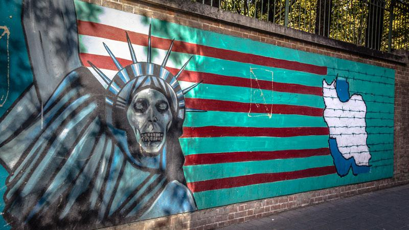 Iran is being Encircled, Why the U.S. wants to get into Iran 1