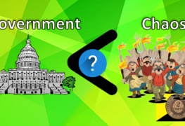 Is Government the Lesser of Two Evils? An Anarcho-Capitalist Response to Minarchism