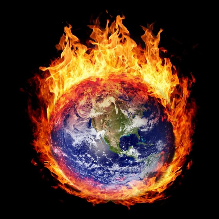 On climate change; the proposed warming targets make no sense, here's why.