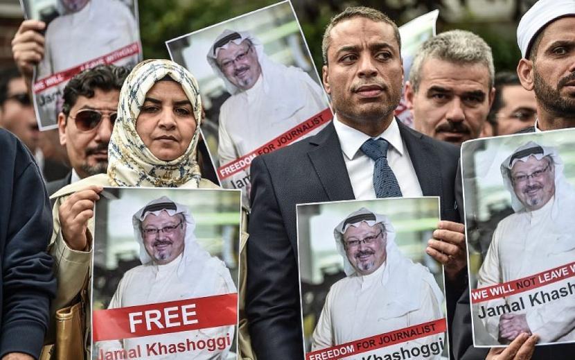 Why was Jamal Khashoggi supposedly 'Killed'? 1