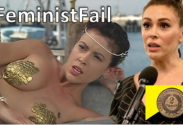 Picks for You alyssa milanos feminist fail 263x180