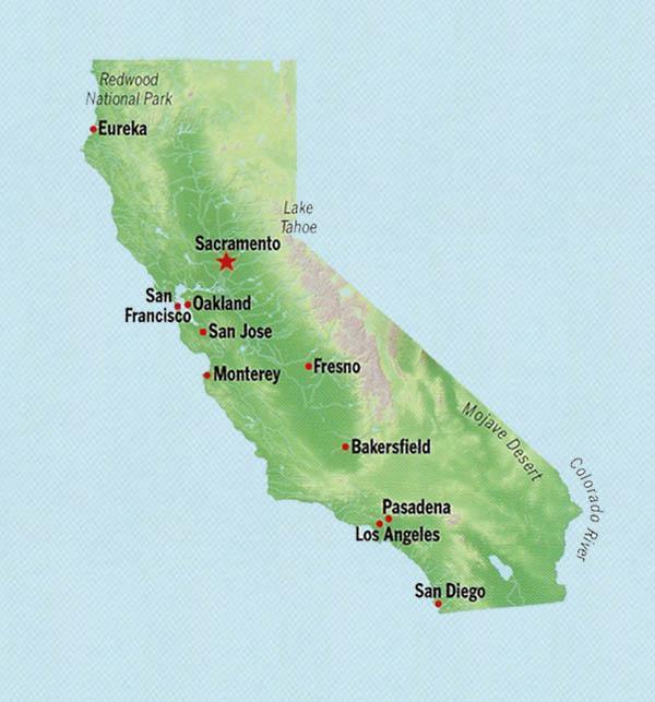 Running for Office in California