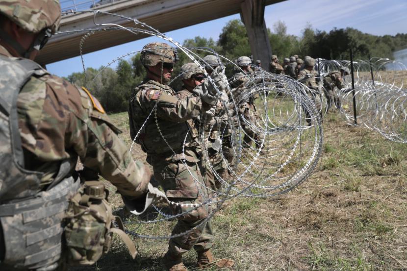 Trump's Massive Border Deployment - To Win Votes