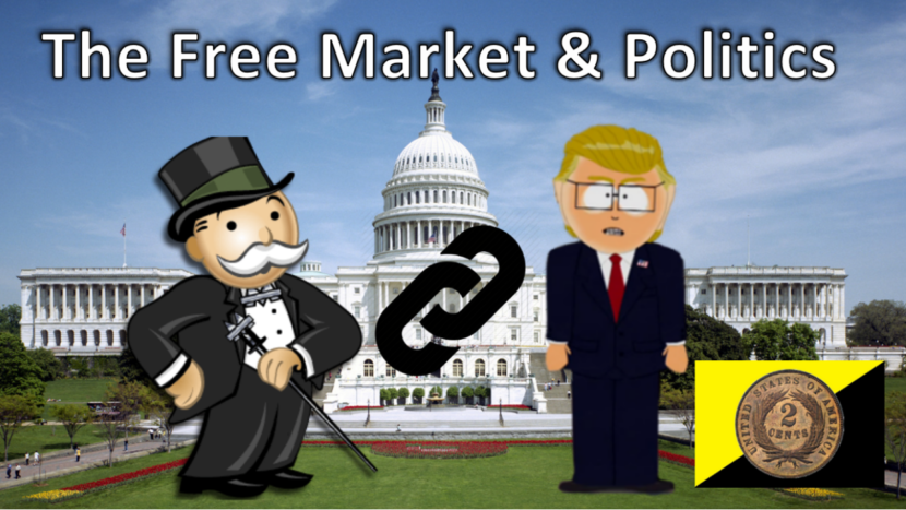 The Free Market and Politics: How Business and Government Collaborate
