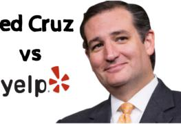 Ted Cruz vs Fiola! Right Wing Raiders Target Yelp! 3