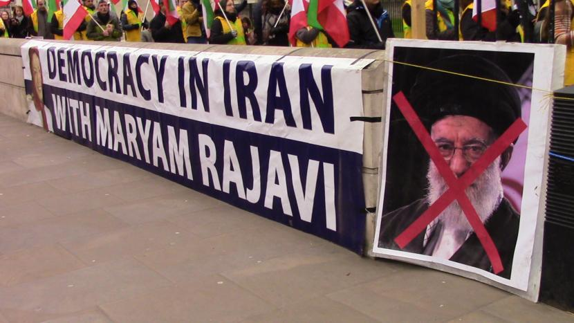 Iran - The Cry for Democracy 7