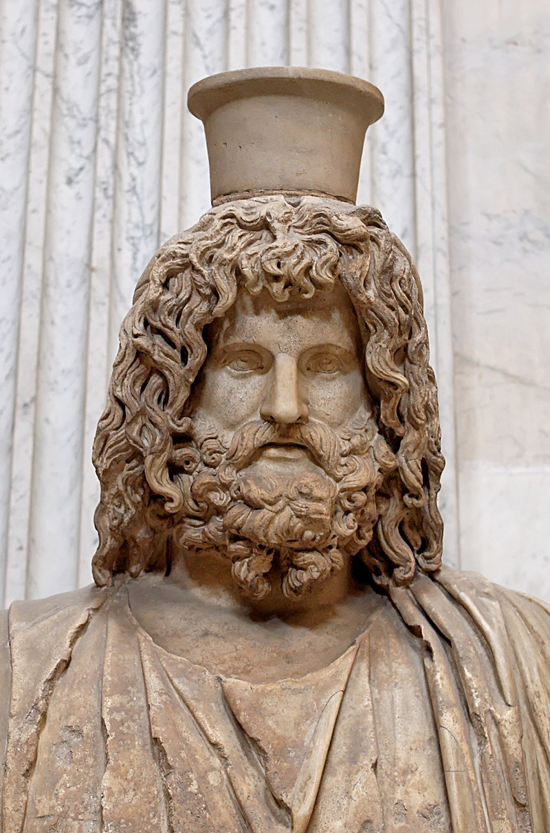 The Christian Dehumanization of Europe 800px Serapis Pio Clementino Inv689 nationalism Christianity  us canada society culture politics government other europe