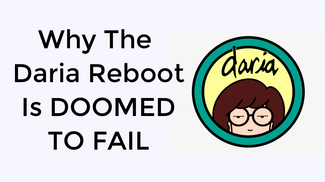 Why The Daria Reboot Will Fail 99 TV television sitcoms revival mtv media daria  society culture shows series other news entertainment news entertainment