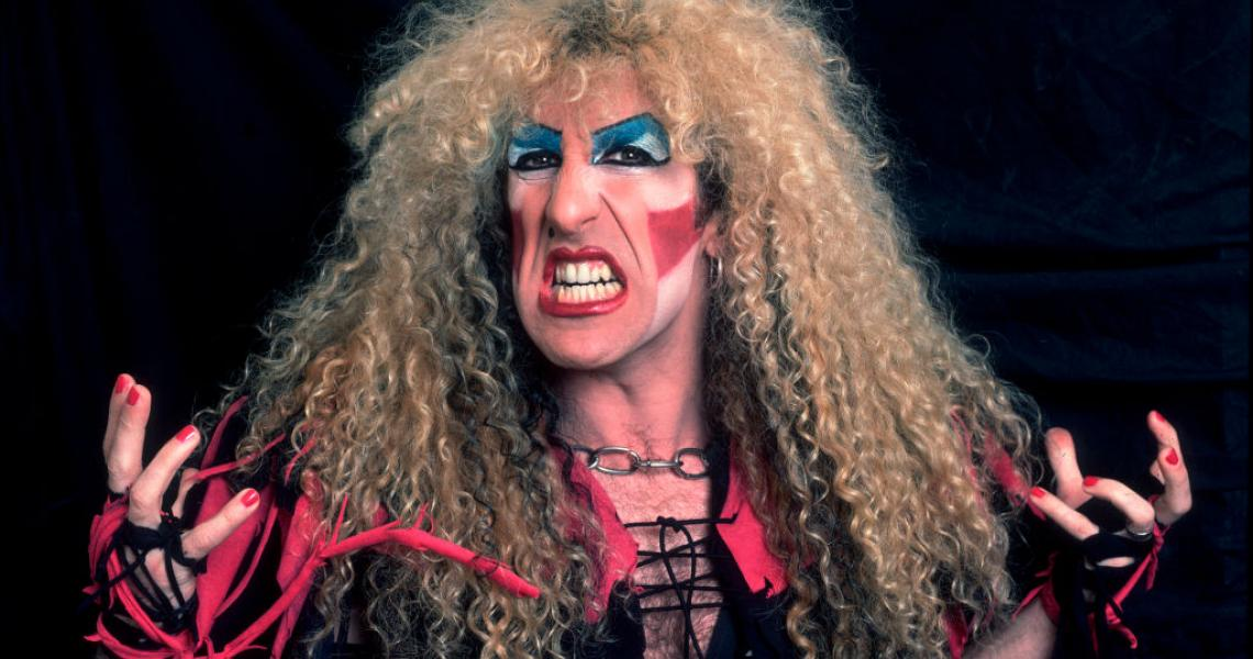 Heavy Metal Continues To Be Gay, Anti White & Jewish Dee White Nationalism  us canada politics government europe