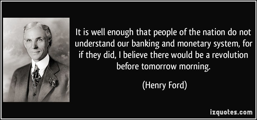 California Dreamin on such a Winters Day.... Fordquote it is well enough that people of the nation do not understand our banking and monetary system for henry ford 63849 california  staff picks society culture politics government politics news history featured