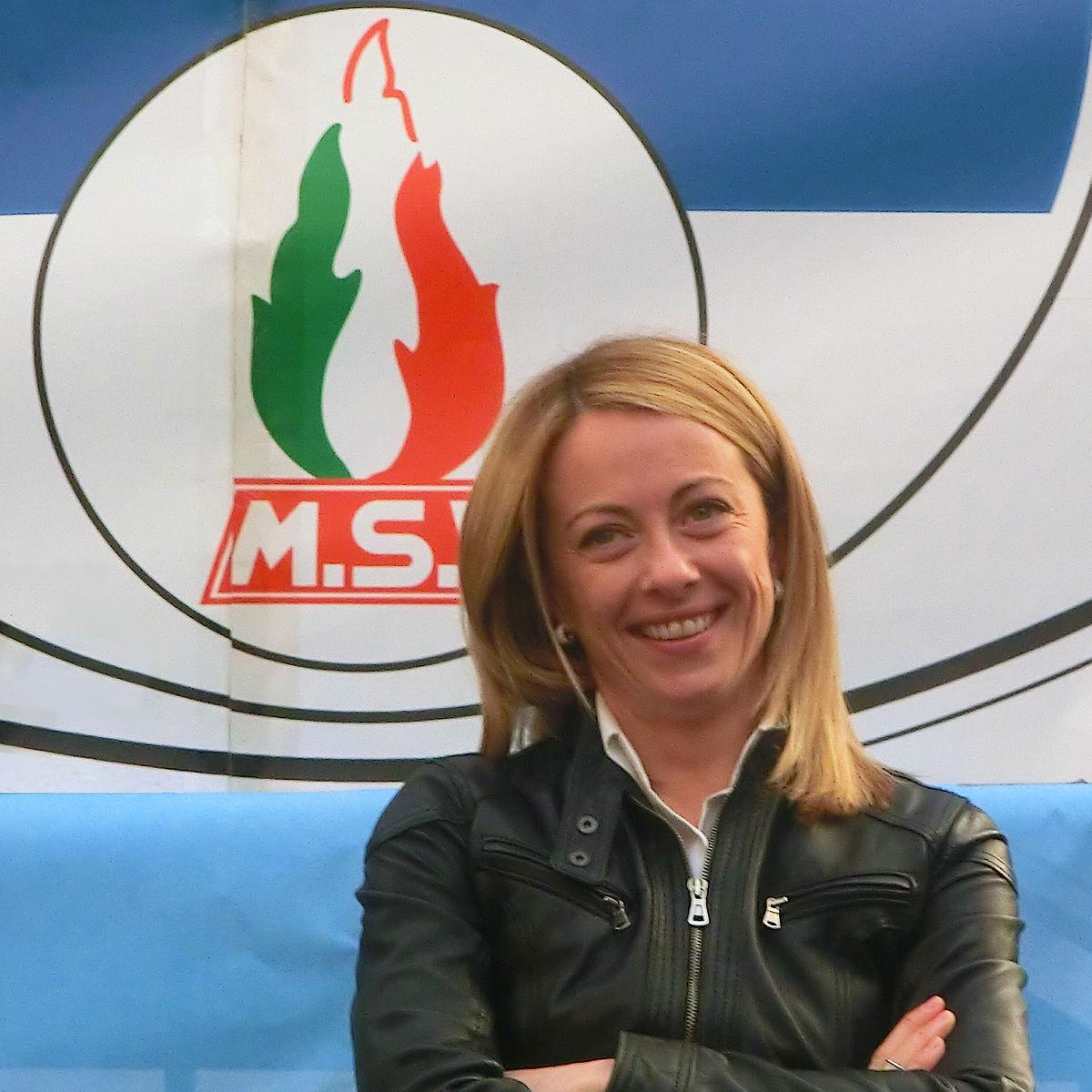 Ann Coulter, Canada, & Women Voting Giorgia Meloni 2014 nationalism Canada America  us canada politics government politics other news europe