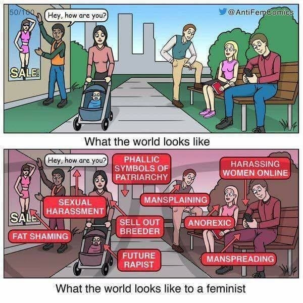 Broke and Woke 1969   2019 Imageaf02362e406b3ccd6b3c1b3bb75cf763154a789d01b45fc7e38fc6913e89c029 woke Feminism  us canada theories science relationships politics government politics other news
