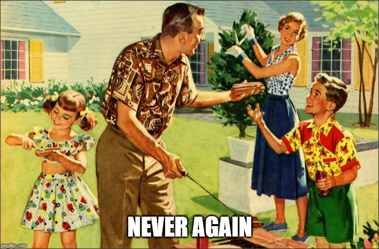 What Can We Learn From 50s Nostalgia? Never again White Nationalism nationalism America  us canada politics government other europe