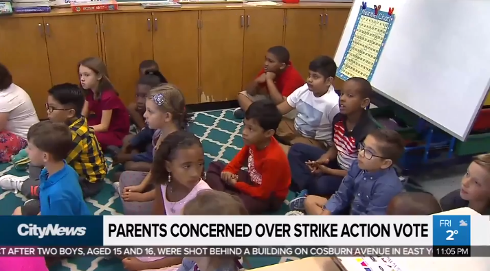 Canadian Teachers Strike Against The Consequences of Diversity. Too Stupid To Realize Diversity Is The Problem. Ontario Classrooms 2 White Nationalism Canada  us canada politics government politics news