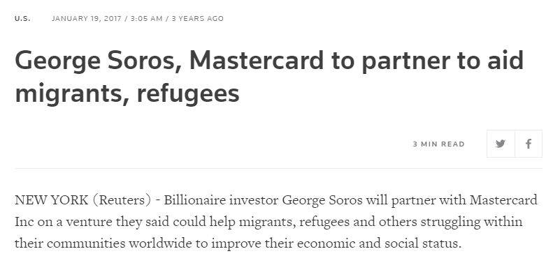 320 Pro Migration Greek NGOs Audited: Rapid Growth & Rich AF Soros and Mastercard European migrants  staff picks politics government politics news featured europe