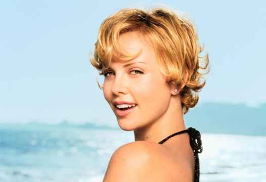Charlize Theron and Evolution