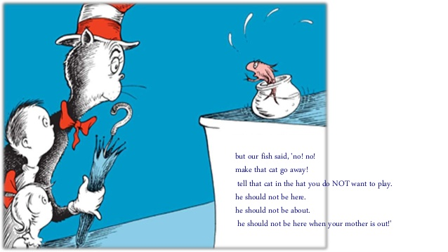 Down With Dr. Seuss! down with dr seuss White Nationalism  us canada politics government europe