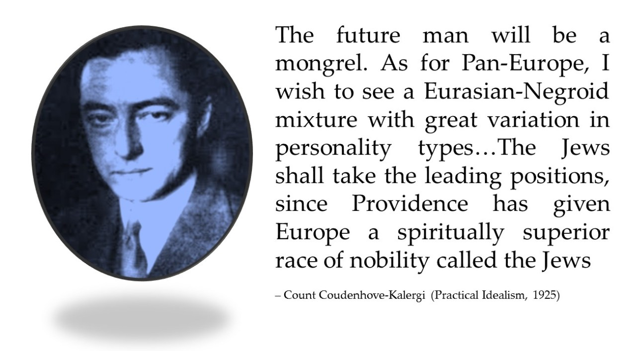 The Great Reset AKA The Great Replacement kalergi 3 White Nationalism  us canada politics government politics news europe