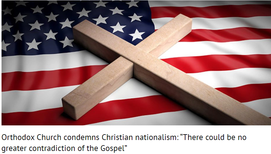 Nationalist Ideas Are Becoming As Illogical As Progressive Ones orthodox church White Nationalism  us canada politics government politics other news europe