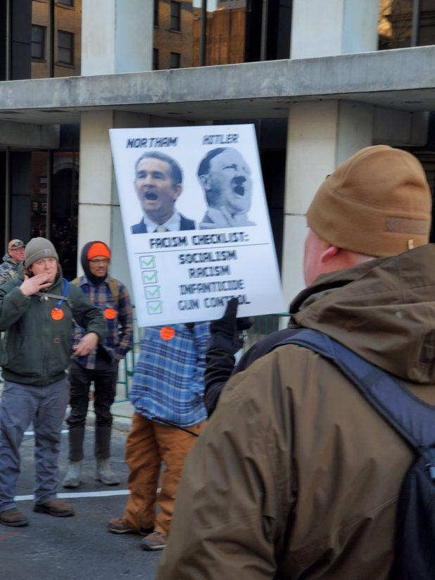 Democrats Win Big At Virginia Gun Rally  White Nationalism America  us canada politics government politics news europe