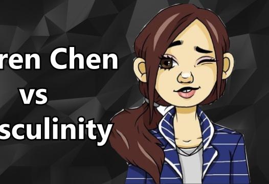 Roaming Millennial (Lauren Chen) Tackles Your Masculinity.