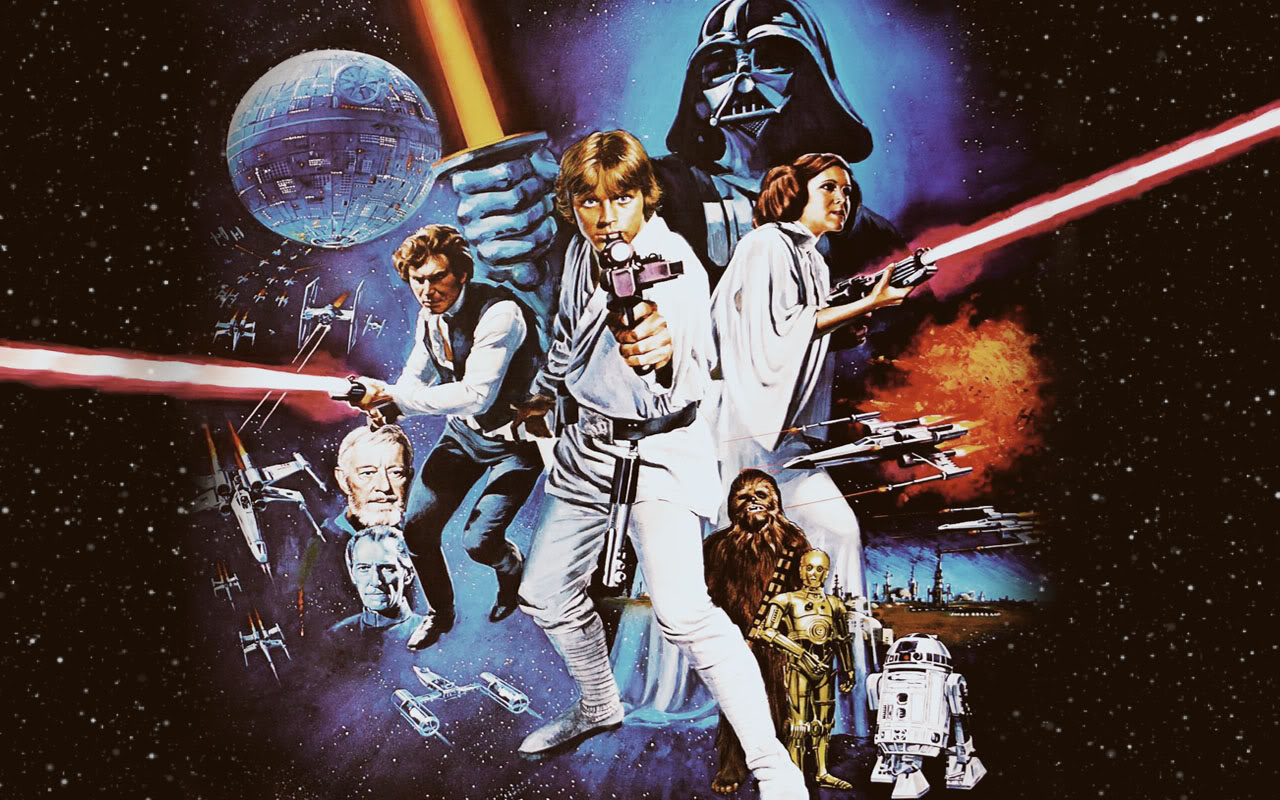 Red Pills Ruin Entertainment — Thats A Good Thing star wars original movie poster nationalism  us canada staff picks society culture politics government other featured europe