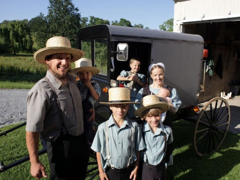 The Amish and Evolution