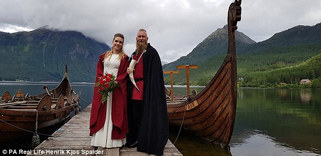 Cultural Appropriation Was A Missed Opportunity For Nationalists viking wedding 2 nationalism  us canada politics government europe