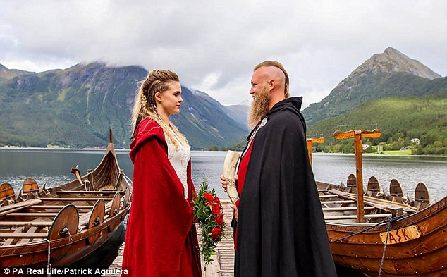 Cultural Appropriation Was A Missed Opportunity For Nationalists viking wedding nationalism  us canada politics government europe