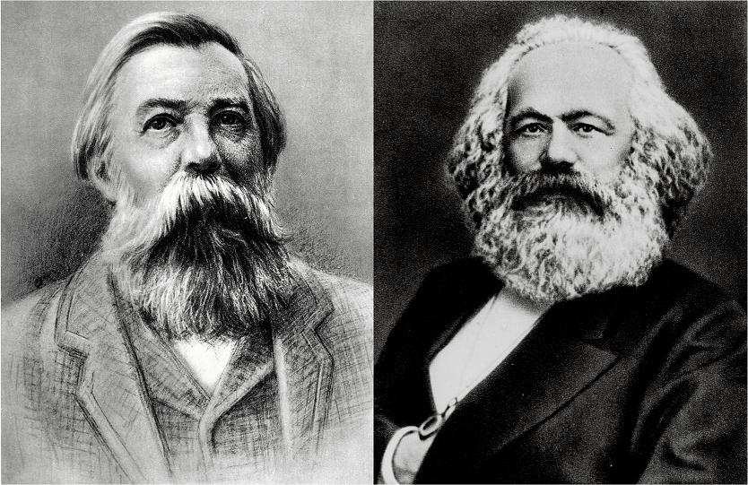 All Your New Ideas For Society Suck 4 TNC friedrich engels and karl marx nationalism  us canada society culture politics government other europe