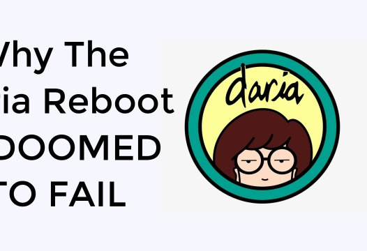 Why The Daria Reboot Will Fail 1