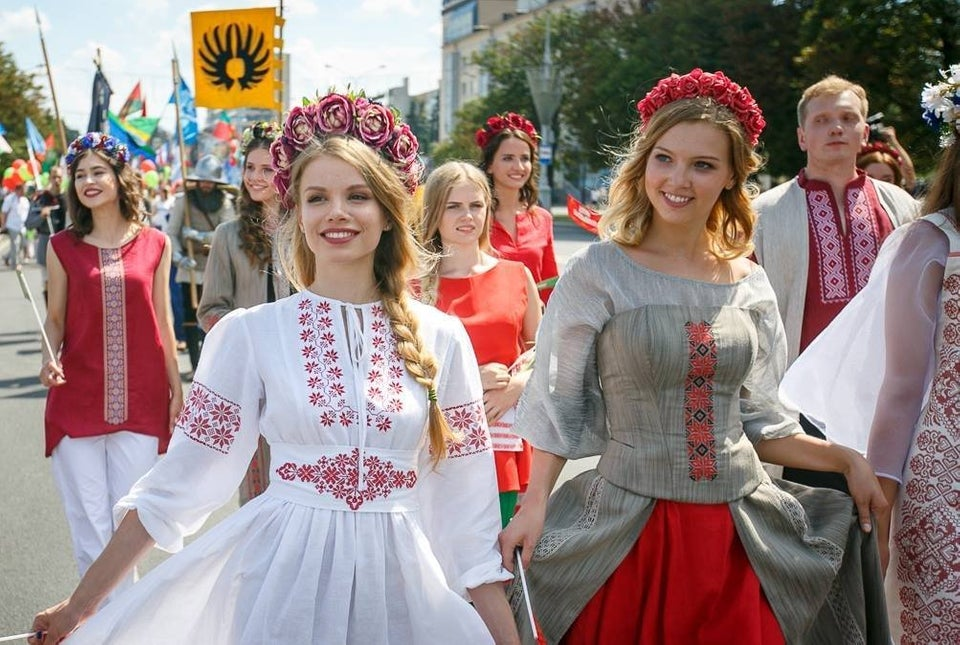 Christianity Is Incompatible With Nationalism Belarus ladies  society culture politics government other history europe art