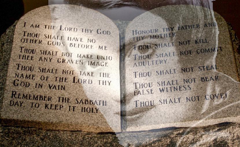 Objectivism and the Ten Commandments