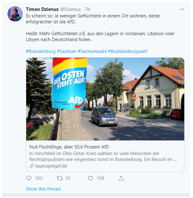 What Does The Left Actually Hate? German Green Party Leader 1 nationalism  us canada staff picks society culture politics government other nature history featured europe