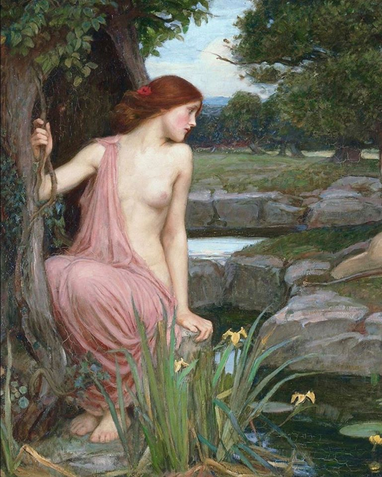 The Truth About Many White Nationalist Men John William Waterhouse White Nationalism  us canada politics government europe