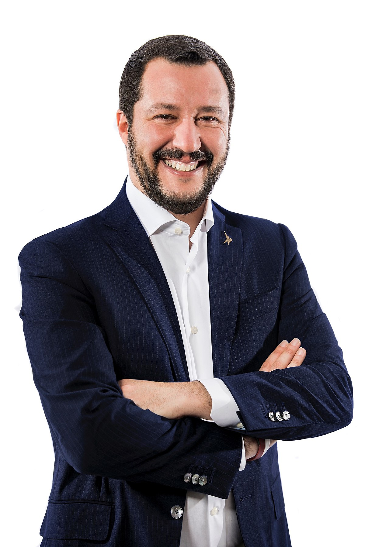 4D Chess Is Not Happening Matteo Salvini Viminale Politics nationalism European migrants Donald Trump  us canada society culture politics government politics news europe