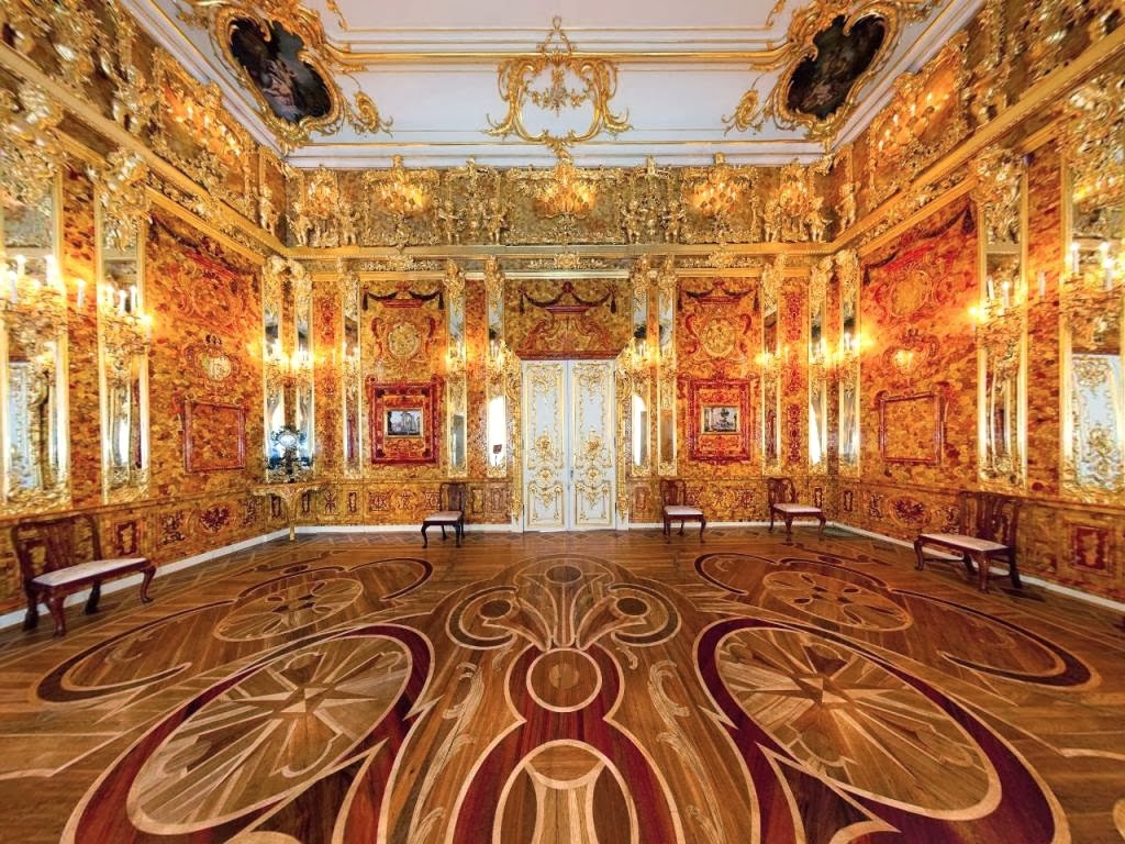 Christianity Is Incompatible With Nationalism amber room  society culture politics government other history europe art