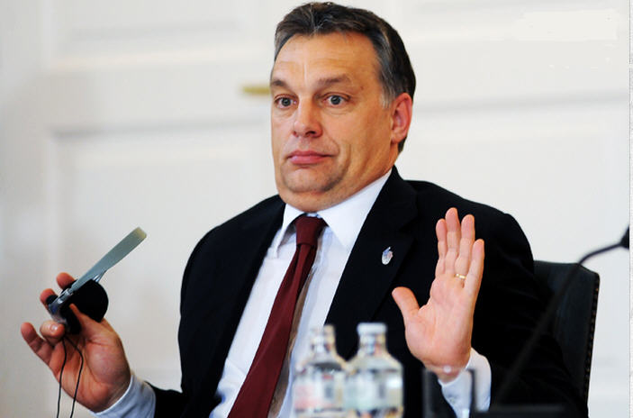 Based Hungary Fines Businesses Who Let Unvaxxed In