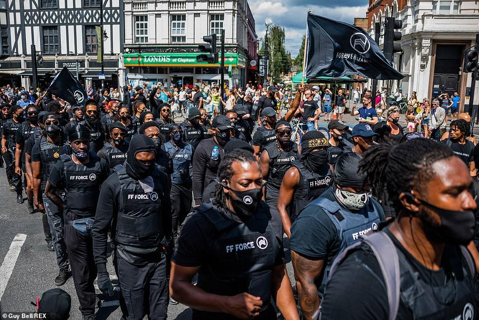 The Black Armies Are Mobilizing black militia 2 White Nationalism  us canada politics government europe