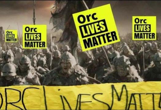 Blacks vs orcs 7